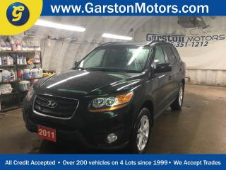 Used 2011 Hyundai Santa Fe SPORT*AWD*LEATHER*POWER SUNROOF*PHONE CONNECT*HEATED FRONT SEATS*3.5L V6*KEYLESS ENTRY*ALLOYS*ROOF RAILS* for sale in Cambridge, ON