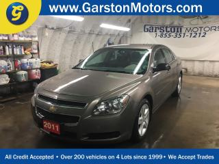 Used 2011 Chevrolet Malibu LS*REMOTE START*KEYLESS ENTRY*POWER DRIVER SEAT*CLIMATE CONTROL* for sale in Cambridge, ON