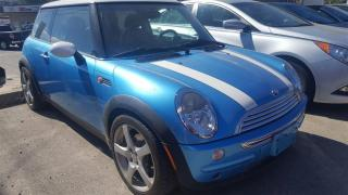 Used 2004 MINI Cooper Base for sale in Quesnel, BC
