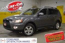 Used 2010 Mitsubishi Outlander LS 4X4 7 PASSENGER HEATED SEATS ALLOYS for sale in Ottawa, ON