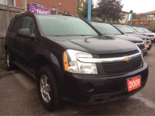 Used 2009 Chevrolet Equinox LS for sale in Scarborough, ON