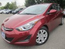 Used 2016 Hyundai Elantra GL-ONE OWNER-SUPER CLEAN for sale in Mississauga, ON
