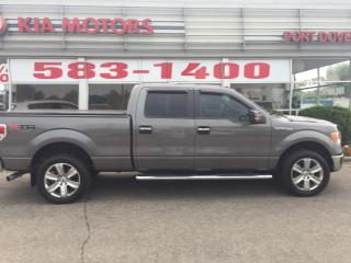 Used 2013 Ford F-150 XLT | Crew Cab | 4x4 for sale in Port Dover, ON
