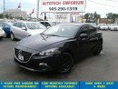 Used 2015 Mazda MAZDA3 Sport GX  Auto Bluetooth/All Power &GPS* for sale in Mississauga, ON