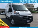 Used 2017 RAM 3500 ProMaster High Roof | BACK UP CAMERA | TOUCH SCREEN | for sale in Burlington, ON