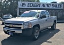 Used 2011 Chevrolet Silverado 1500 EXT CAB 4X4 /RUNNING BOARDS for sale in Barrie, ON
