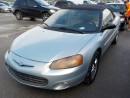 Used 2001 Chrysler Sebring for sale in Innisfil, ON