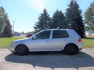 Used 2007 Volkswagen Golf City for sale in Thornton, ON