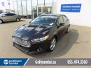 Used 2014 Ford Fusion SE 4dr Front-wheel Drive Sedan for sale in Edmonton, AB