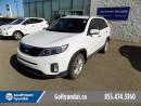 Used 2014 Kia Sorento LX for sale in Edmonton, AB