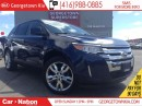 Used 2011 Ford Edge Limited NAVI| DVD| ROOF| BACK CAM| LEATHER| AWD for sale in Georgetown, ON