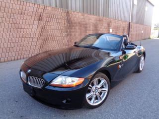 Used 2003 BMW Z4 ***SOLD*** for sale in Etobicoke, ON
