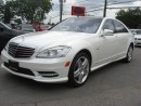 Used 2012 Mercedes-Benz S-Class S 350 Bluetec 4Matic *Night Vision* for sale in London, ON