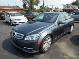 Used 2011 Mercedes-Benz C-Class C 250 AWD for sale in Hamilton, ON
