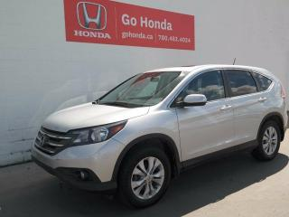Used 2014 Honda CR-V EX, SUNROOF, AWD, AC for sale in Edmonton, AB