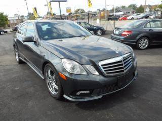 Used 2011 Mercedes-Benz E-Class E 350 AWD for sale in Hamilton, ON