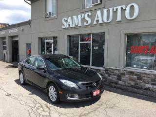Used 2012 Mazda MAZDA6 GS for sale in Hamilton, ON