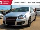Used 2009 Volkswagen GTI Leather, Sunroof, Upgraded Stereo, Aftermarket Wheels for sale in Edmonton, AB