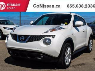 Used 2014 Nissan Juke LEATHER,NAVIGATION, SUNROOF!! for sale in Edmonton, AB