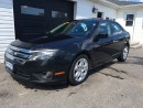 Used 2010 Ford Fusion SE for sale in Kingston, ON