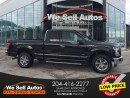 Used 2015 Ford F-150 XLT *BTOOTH *REAR VIEW CAM *AUX *TOW PACKAGE for sale in Winnipeg, MB