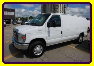 Used 2013 Ford Econoline 1/2 TON CHROME PKG NO WINDOWS, LOADED for sale in Woodbridge, ON