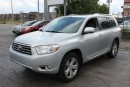 Used 2010 Toyota Highlander Limited Bluetooth Navigation for sale in Brampton, ON