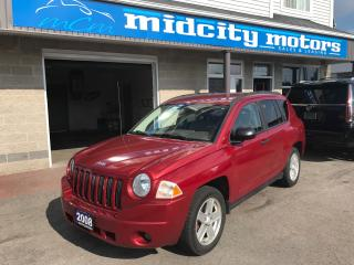 Used 2008 Jeep Compass Sport for sale in Niagara Falls, ON