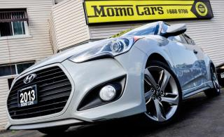 Used 2013 Hyundai Veloster Turbo! NAV+USB/AuxIn+RearCam! ONLY $97/bi-weekly! for sale in St Catharines, ON