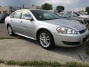 Used 2011 Chevrolet Impala LTZ for sale in St Catharines, ON