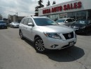Used 2014 Nissan Pathfinder 4WD 4dr SL NAVIGATION DVD POWER GATE REMOTE START for sale in Oakville, ON