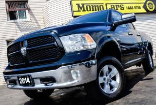 Used 2014 RAM 1500 OUTDOORSMAN+Factory Lift-kit! ONLY $186/bi-weekly! for sale in St Catharines, ON