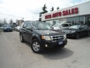 Used 2009 Ford Escape AUTO FWD NO RUST NO ACCIDENT PW PL PM A/C MINT for sale in Oakville, ON