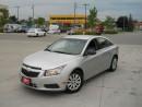 Used 2011 Chevrolet Cruze 4 door, Only 120k, certify, Auto, WarrantyAvailaba for sale in North York, ON