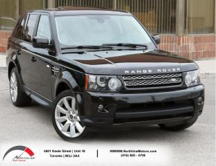 Used 2012 Land Rover Range Rover Sport HSE LUX | Navigation | Sunroof | Backup Camera for sale in North York, ON
