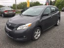 Used 2012 Toyota Matrix POWER SUNROOF for sale in Gormley, ON