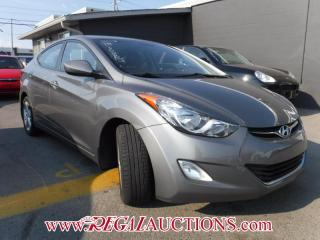 Used 2012 Hyundai Elantra 4D Sedan for sale in Calgary, AB