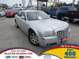 Used 2006 Chrysler 300 TOURING | LEATHER | DVD for sale in London, ON