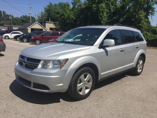 Used 2014 Dodge JOURNEY SE * 7 PASSENGER * REAR AC * for sale in London, ON