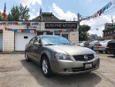 Used 2006 Nissan Altima 2.5 SPECIAL EDITION ((CERTIFIED)) for sale in Hamilton, ON