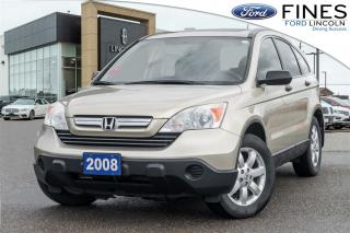 Used 2008 Honda CR-V EX - YOU CERTIFY & YOU SAVE! for sale in Bolton, ON