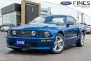 Used 2008 Ford Mustang GT CALIFORNIA SPECIAL - LOW MILEAGE! for sale in Bolton, ON