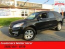 Used 2014 Chevrolet Traverse 2LT  AWD, POWER GATE, BOSE, REAR CAMERA, HEATED SEAT for sale in St Catharines, ON