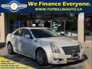 Used 2010 Cadillac CTS 3.6L AWD, Navigation, Panoramic Roof for sale in Concord, ON