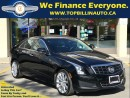 Used 2013 Cadillac ATS 2.0L Turbo, Navigation, Sunroof, Backup Camera for sale in Concord, ON