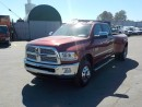 Used 2013 Dodge Ram 3500 Crew Cab Laramie Long Box Dually Diesel 4WD for sale in Burnaby, BC