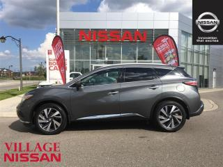 Used 2015 Nissan Murano Platinum for sale in Unionville, ON