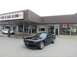 Used 2016 Dodge Challenger SXT Plus for sale in Langley, BC