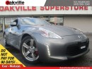 Used 2013 Nissan 370Z SPORT | ACCIDENT FREE | LEATHER | NAVI | B/U CAM for sale in Oakville, ON