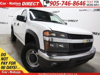 Used 2008 Chevrolet Colorado LS| 4X4| ONE PRICE INTEGRITY| for sale in Burlington, ON